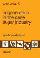 Cogeneration in the Cane Sugar Industry