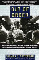 Out of Order Pdf/ePub eBook