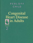 Congenital Heart Disease in Adults