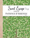 Sweet Escape Coloring Book