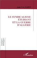 Pdf Le syndicalisme étudiant et la guerre d'Algérie Telecharger