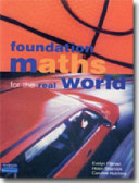 Foundation Maths for the Real World
