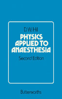 Physics Applied to Anaesthesia