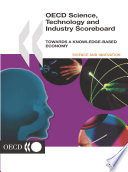 OECD Science  Technology And Industry Scoreboard 2001 Towards A Knowledge Based Economy