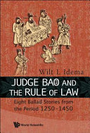 Judge Bao and the Rule of Law