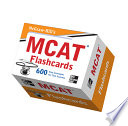 McGraw-Hill's MCAT Flashcards