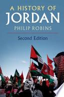 A History of Jordan Book