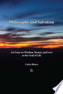 Philosophy And Salvation Book