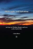 Philosophy and Salvation Pdf/ePub eBook