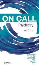 On Call Psychiatry E-Book