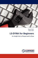 Ls Dyna for Beginners
