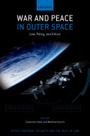 War and Peace in Outer Space Pdf/ePub eBook