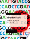 Genomic Medicine Book