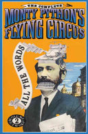 The Complete Monty Python S Flying Circus Book PDF