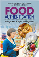 Food Authentication Book