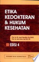 Etika kedokteran dan hukum kesehatan ed 4