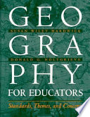 Geography for Educators
