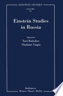 Einstein Studies in Russia