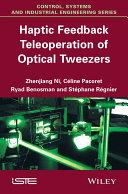 Pdf Haptic Feedback Teleoperation of Optical Tweezers Telecharger