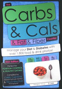 The Carbs and Cals and Fat and Fiber Counter