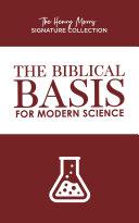 The Biblical Basis for Modern Science Pdf/ePub eBook