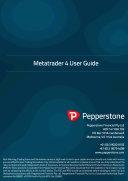 Metatrader 4 User Guide