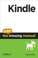 Kindle: The Mini Missing Manual [Pdf/ePub] eBook
