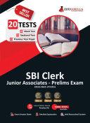 SBI Clerk Preliminary 2020 | Practice Kit for Prelims | 20 Full-length Mock Tests ebook