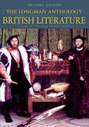 The Longman Anthology Of British Literature The Middle Ages