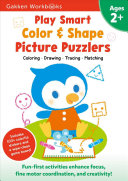 Play Smart Color   Shape Picture Puzzlers 2