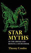 Pdf Star Myths of the Greeks and Romans