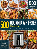 GOURMIA AIR FRYER Cookbook Book