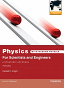 Physics for Scientists and Engineers:a Strategic Approach with Modern Physics: International Edition / Student Workbook for Physics for Scientists and Engineers