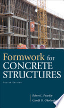 Formwork for Concrete Structures Book