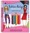 Fashion Design Workshop Drawing Book   Kit