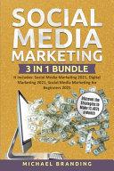 Social Media Marketing 3 in 1 Bundle