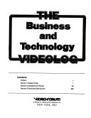 The Business and Technology Videolog