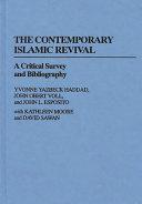 The Contemporary Islamic Revival
