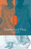Barbarous Play Book PDF