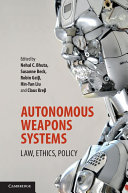 Autonomous Weapons Systems