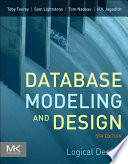 Database Modeling and Design