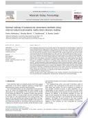 Optimal ranking of nanotoxicity assesement methods using interval-valued neutrosophic multicriteria decision making