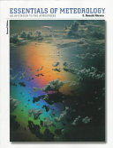 Essentials of Meteorology Book