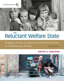 Empowerment Series   the Reluctant Welfare State   Mindtap Social Work  1 Term 6 Months Printed Access Card