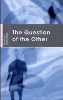 Pdf The Question of the Other