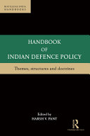 Pdf Handbook of Indian Defence Policy