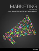 Cover of Marketing (Au) 4E Print on Demand (Black and White)