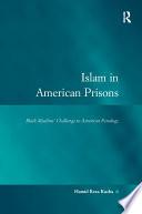 Islam in American Prisons