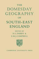 The Domesday Geography of South East England
