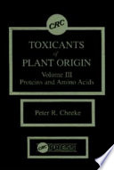 Toxicants Of Plant Origin